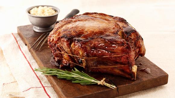 Carne al horno al rojo vivo - Carnes rellenas al horno ...