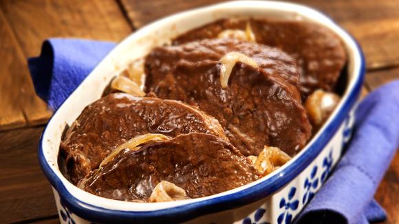 Recetas - Carnes rellenas al horno ...