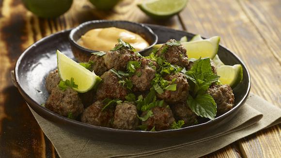 Boulettes de viande brésiliennes (kebbés)
