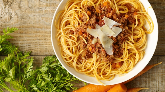 Spaghetti Bolognaise Traditionnel