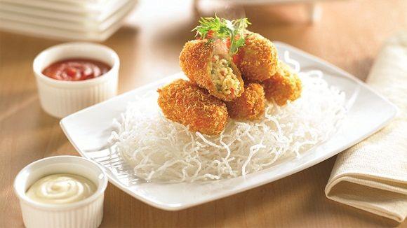 Kroket Ayam Mie