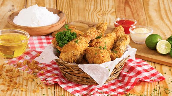 Resep Ayam Goreng Renyah