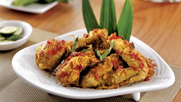 Balado Ayam Pandan