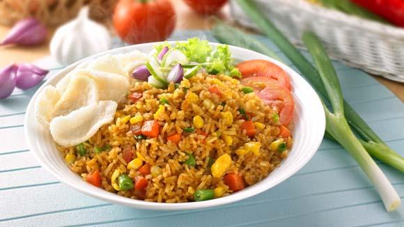 fried rice recipe indonesian food recipes