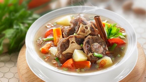 Oxtail Soup