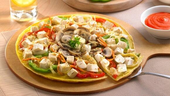 Cara Membuat Pizza Tahu Gurih dan Lezat