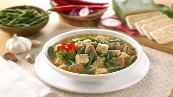 Resep Sayur Asem Daging Tetelan