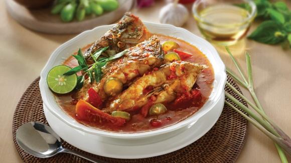 Beranda Resep Sup Ikan Asam Pedas
