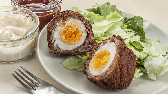 Telur Masak Daging Giling