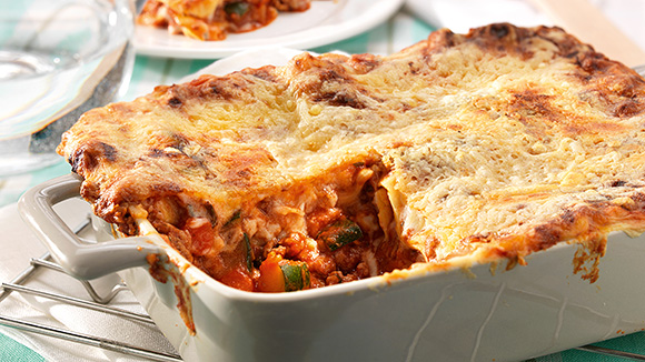 Bolognese Lasagne Recipe — Dishmaps