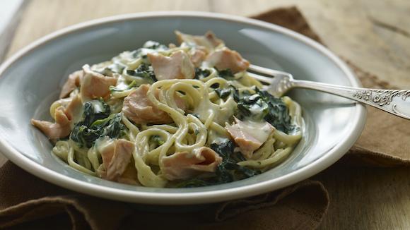 Spaghetti met Carbonara