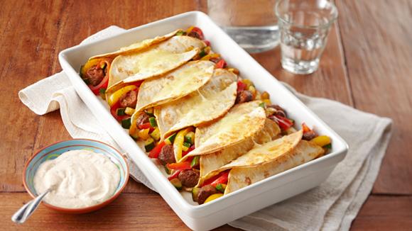 Burrito Recept képpel - Mindmegette.hu - Receptek