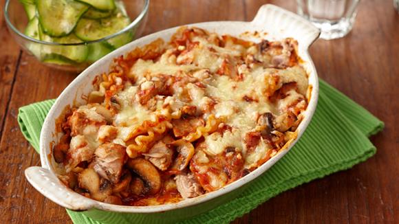 lasagnette maken