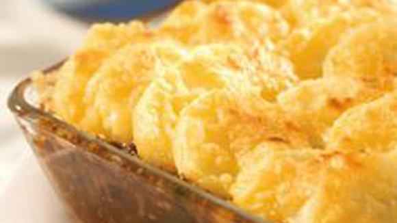 Aardappelgehaktschotel
