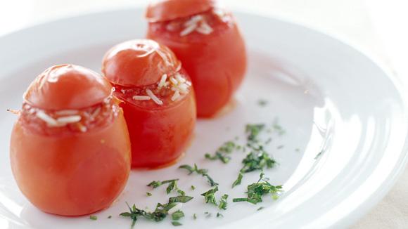 Receita Tomate recheado