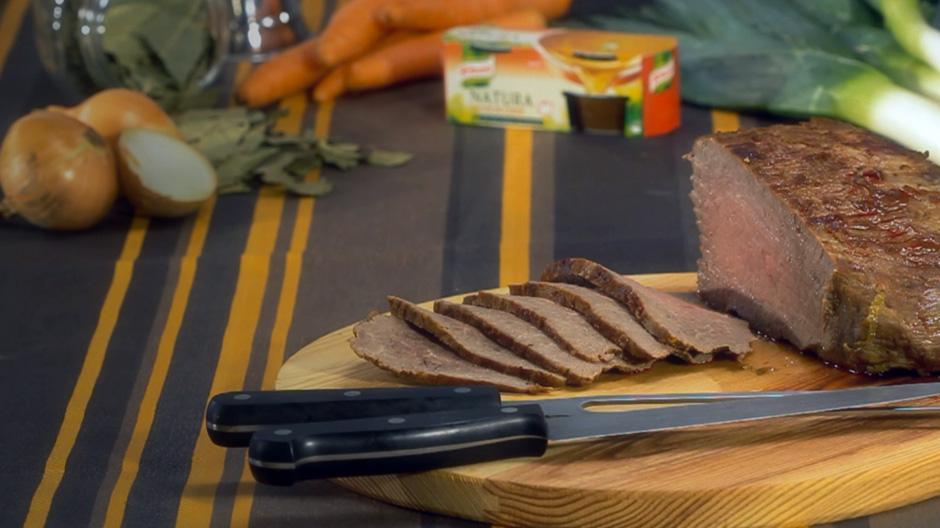 Receita de Carne Estufada