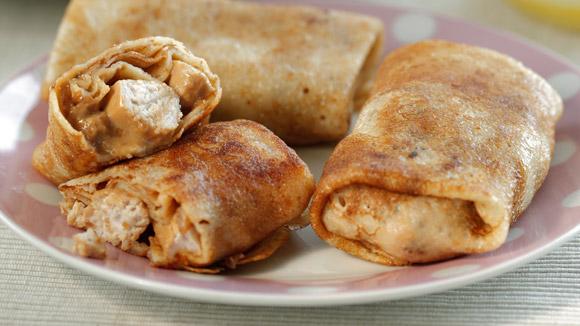 Фаршированные блины рецепты с курицей