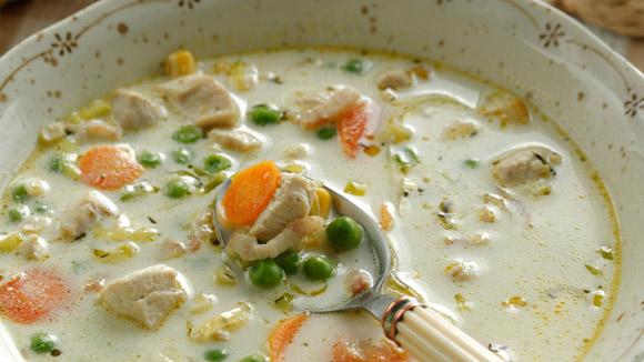 как приготовить суп с горошком