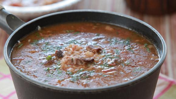 Как варить суп из баранины