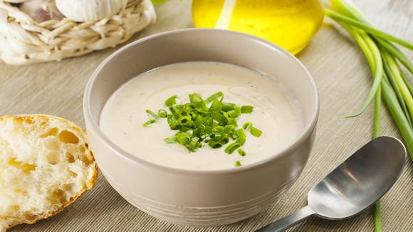 Как сделать крем суп сырный