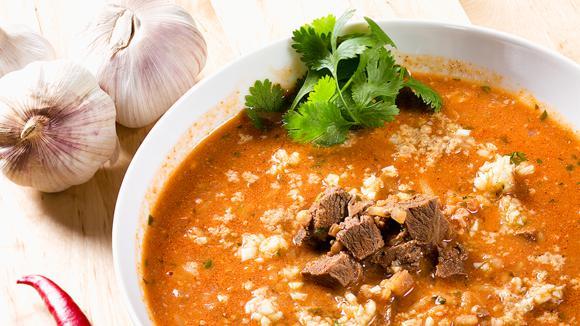 Суп гороховый с копченостями рецепт от повара