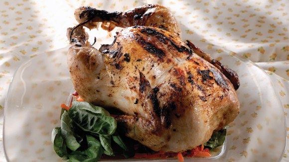 Fırında tavuk kanat firinda tavuk yemegi fırında sarımsaklı ve