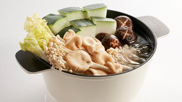 冬瓜薏米雜菌鍋
