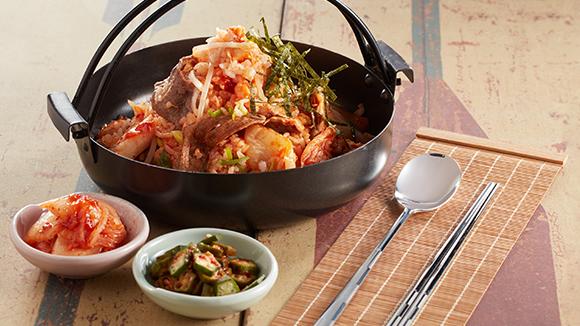 韓式牛肉燉飯