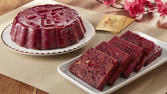 如意紅菜頭糕