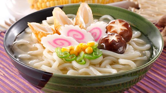日式清雞湯烏冬