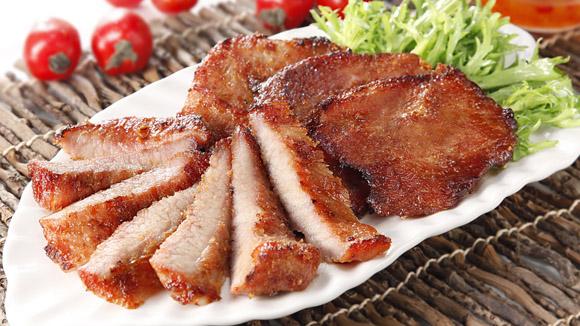 惹味豬頸肉
