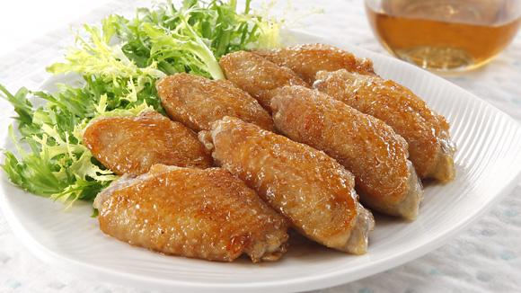 雞汁蜜糖雞翼