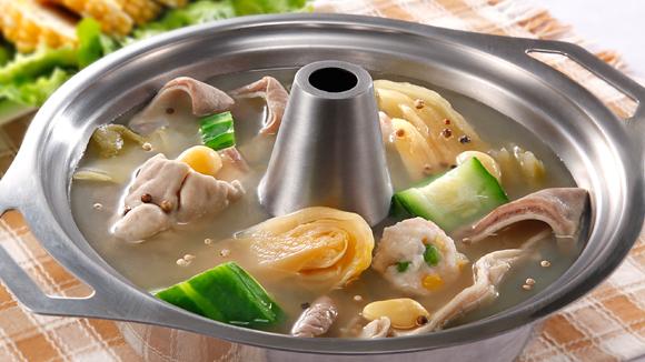 胡椒豬肚火鍋湯底