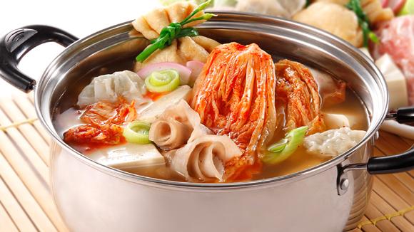韓式泡菜豆腐湯底