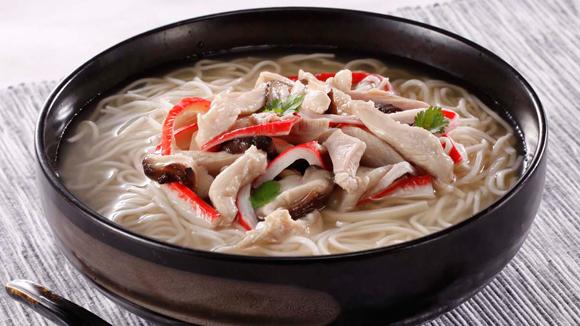 三鮮湯上海麵