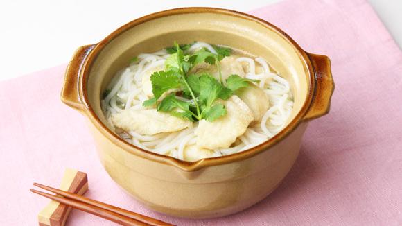 魚片湯米線