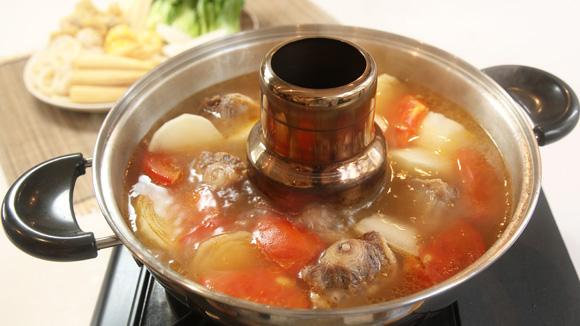 英式牛尾湯底