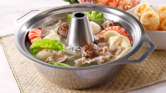 枝竹馬碲羊肉火鍋