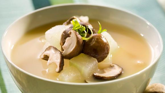 冬瓜冬菇豬骨湯