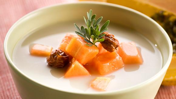 木瓜紅棗魚湯