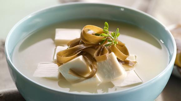 豆腐海帶豬骨湯