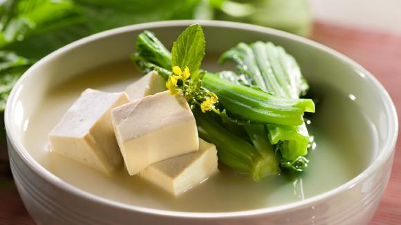 芥菜豆腐魚湯