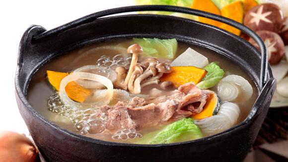 日式牛肉火鍋