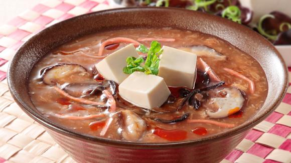 酸辣豆腐豬骨湯