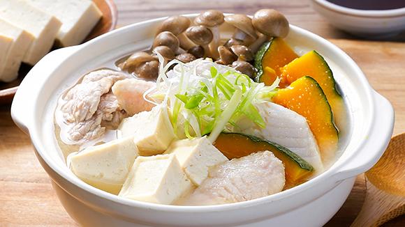 什錦味噌豆腐鍋