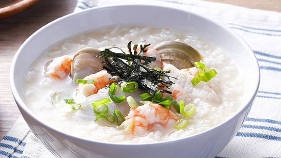日式海鮮粥