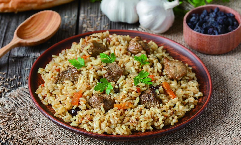 惜食料理-牛肉泡菜炒飯
