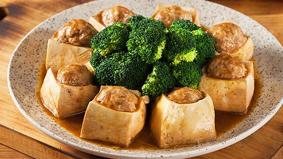 紅燒豆腐盒子