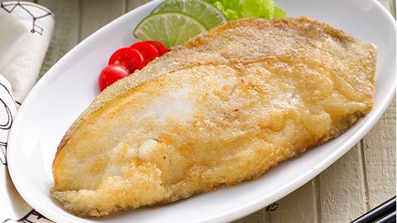 香煎鱈魚片