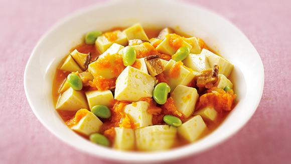 蘿蔔蛋豆腐